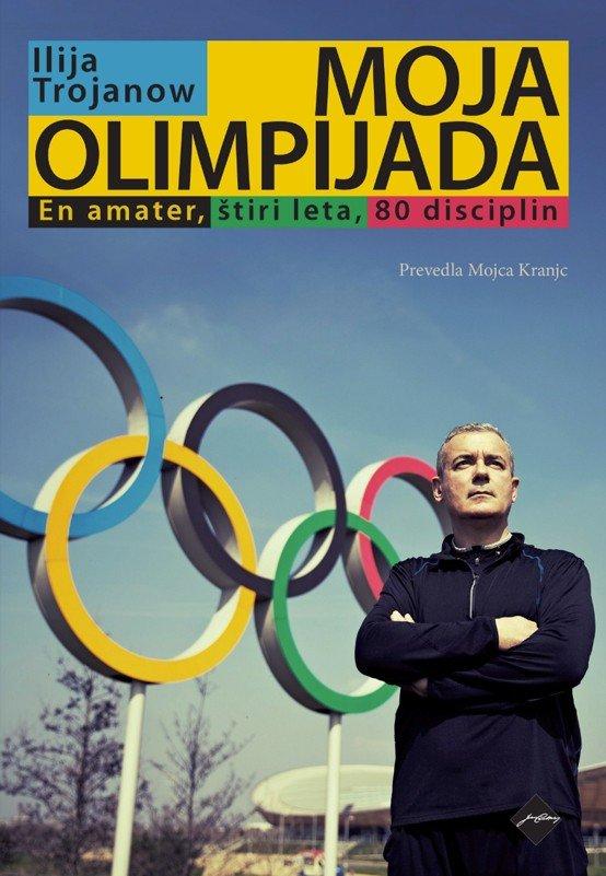 knjiga Moja Olimpijada